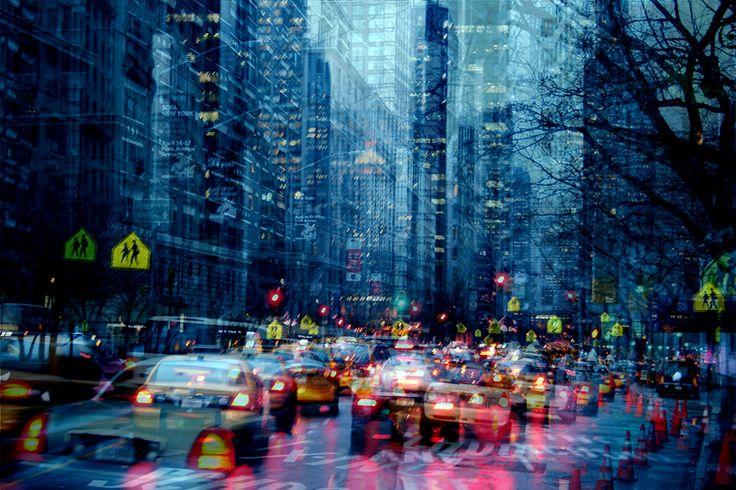 Alessio Trerotoli, Urban Melodies, NY