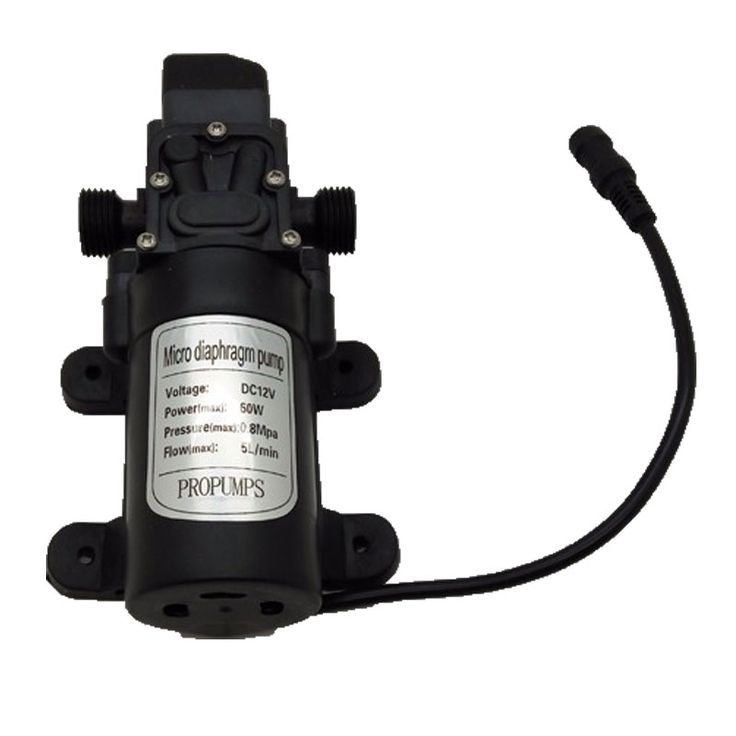 ==> [Free Shipping] Buy Best L025 HAIGINT 12V 60W 5L/min Micro diaphragm mini Middle Pressure Electric Water Pump Online with LOWEST Price | 32506477435