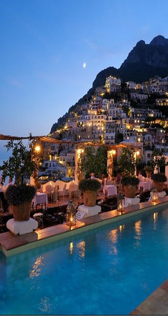 Positano, Italy.   Most Beautiful Pages