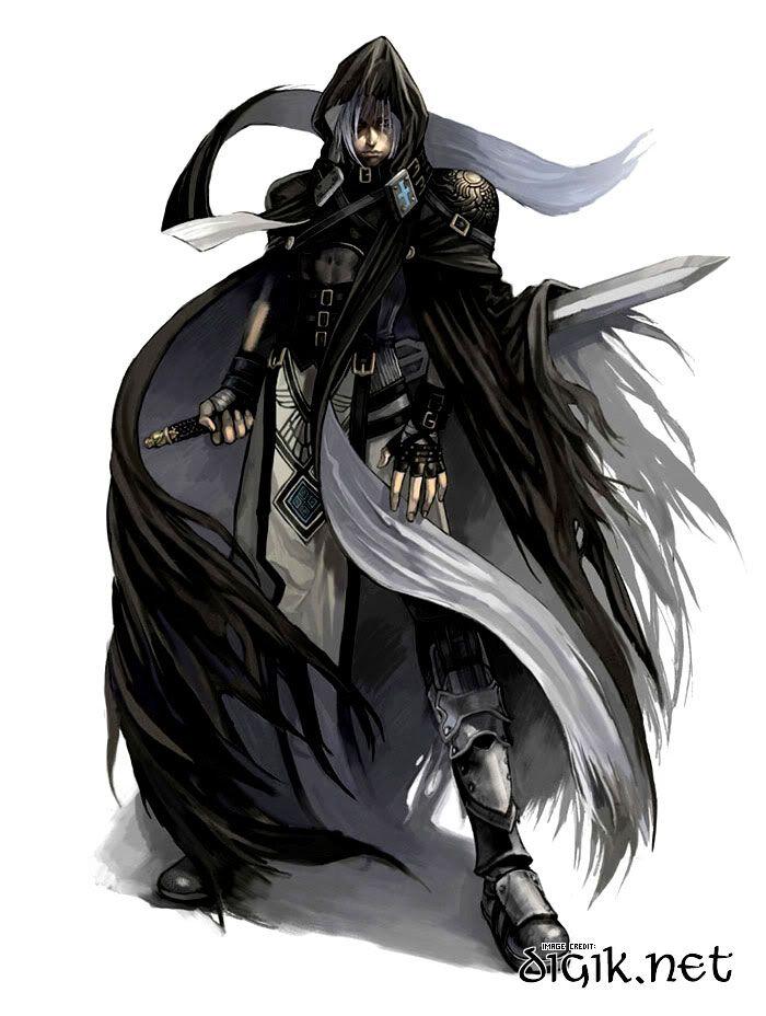 Anime Cyborg Fighter | Bounty Hunter Creation - Forums - MyAnimeList.net