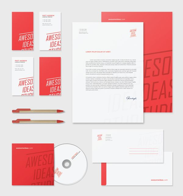 229 best Design | Identity + Stationery images on Pinterest ...
