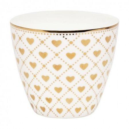 Porcelán bögre Haven Gold - Skandi Trend, Budaörs [Pepita Hirdető]