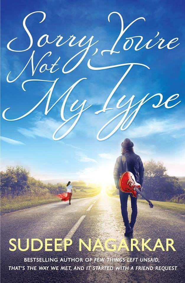 A sweet story of love, betrayal and friendship, the book is definitely a good read!  Review - http://bit.ly/SorryMyType