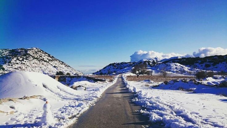 Karya village Lefkada