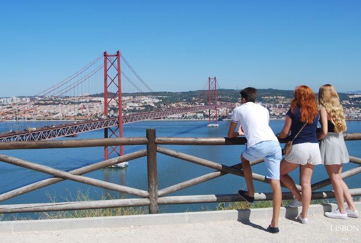 30 miradouros de Lisboa