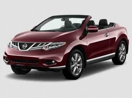 Convertible, 2014 Nissan Murano CrossCabriolet with 2 Door in Cathedral City, CA (92234)