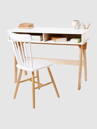 die besten 25 schreibtisch schmal ideen auf pinterest. Black Bedroom Furniture Sets. Home Design Ideas