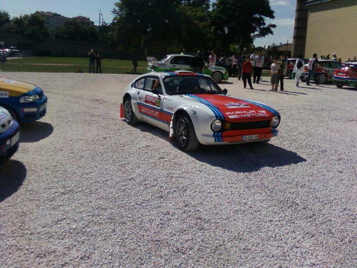 2011'de 2. Eskişehir Rallisi başladığında ralli arabaları bir hayli değişti. Historic kategorisinde yarışan bu Anadol arabası ilk kez Eskişehir'e gelmişti. (Anadol STC 16)