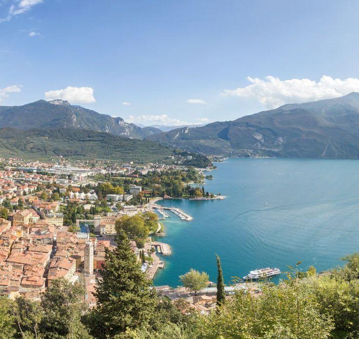 Der perfekte Ausblick über den Gardasee | Merian