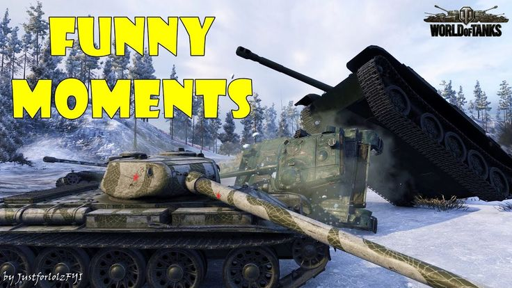 World of Tanks - Funny Moments | Week 2 January 2017