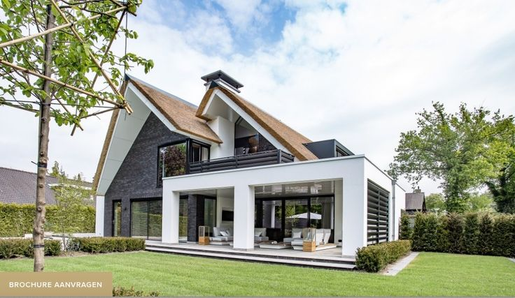 Another #modern #design using #thatch