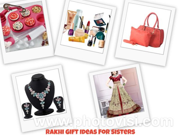 rakhi gift ideas for sisters