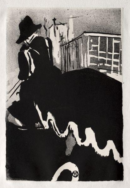 Henri de Toulouse-Lautrec, Ultime Ballade