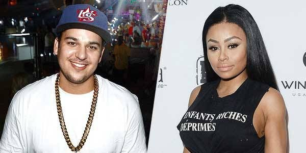 Rob Kardashian showed off his romantic side this Valentine's day, gave Blac Chyna 100 roses - http://wp.me/p4MFYY-LHY