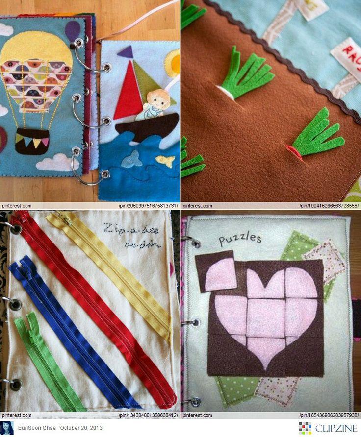 Quiet+Book+Patterns+&+Ideas Puzzle corazon