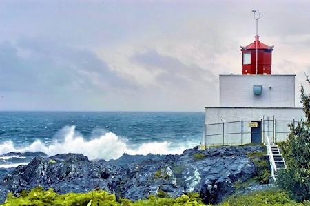 BC Stormwatching - Ucluelet