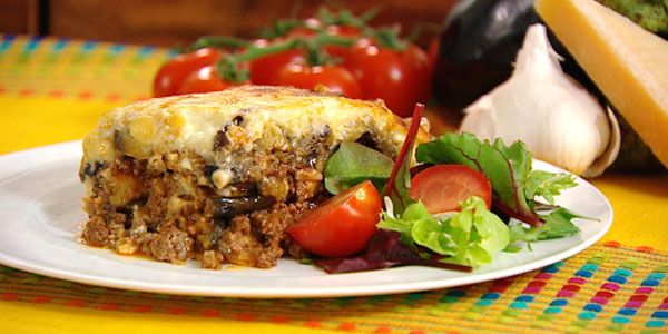 Moussaka - Julie Goodwin Channel 9 Today Show
