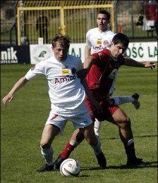 Rafał Murawski w 2006 roku był dobrze zapowiadającym się pomocnikiem