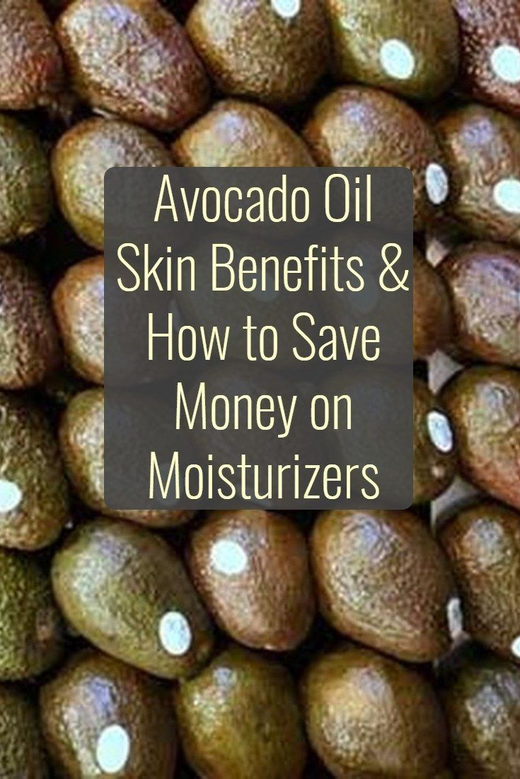 As healthy as it is on food and as a cooking oil, avocado oil also has some amazing benefits for your skin when used as a natural moisturizer.    Ahead is a look at why an increasing number of people are finding cold pressed avocado oil much more effectiv