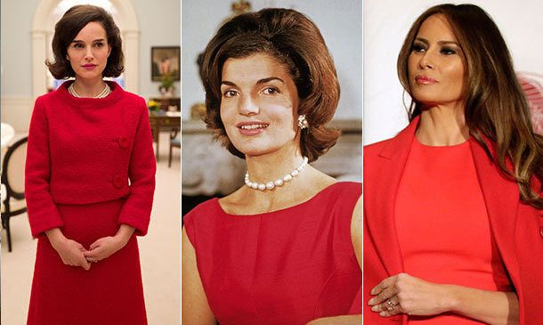 As Natalie Portman plays JFK's iconic wife in the highly anticipated film <em>Jackie</em>, we look at the famous First Lady's influence on White House fashion for decades to come - from Betty Ford to Melania Trump...