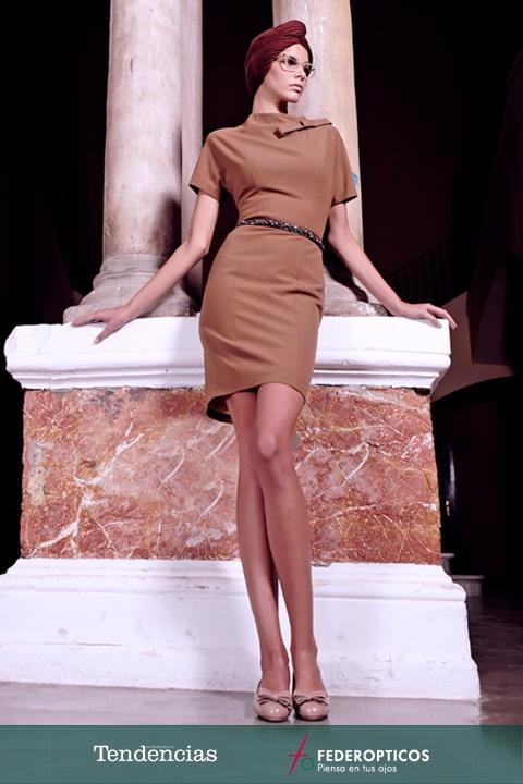 Dolce & Gabbana DG3138 2590 // © TENDENCIAS de Federopticos Nº 28. Otoño 2012 / Invierno 2013 // Fotografía: Martin Okuemotto
