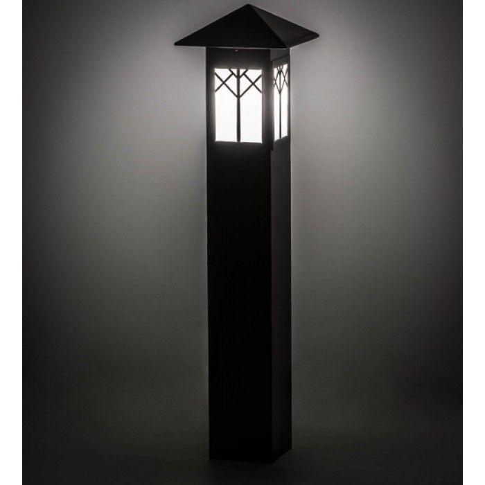 Welhome Bollard Light Garden Pedestal Led Solar Lamps: 46 Best Images About LED Bollards And Posts On Pinterest