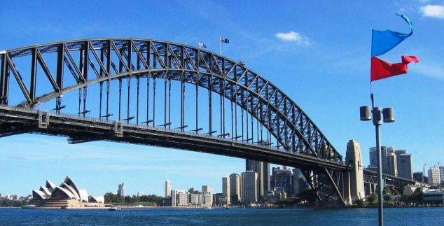 Sydney - die größte Stadt Australiens. Ward ihr schon einmal dort oder plant ihr dort hin zu reisen? #Australien #Sydney #erlebeFernreisen