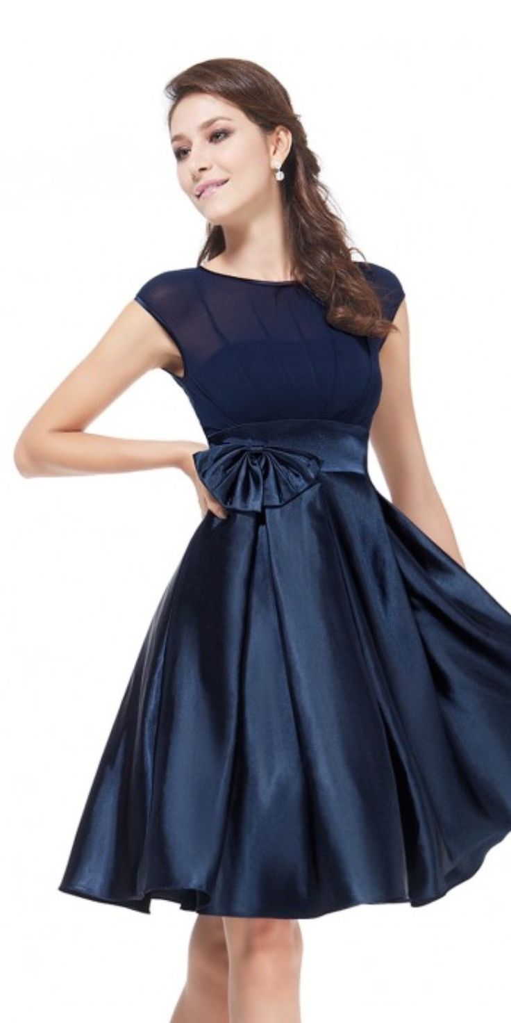 Bridesmaids dress .Combination of satin and chiffon material with a small bow in any colour will look fantastic. info@michelangela.co.za