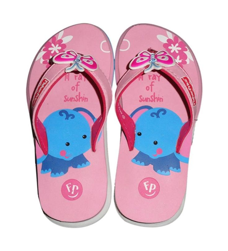 Fisher Price-Sunshine Flip Flop - Pink