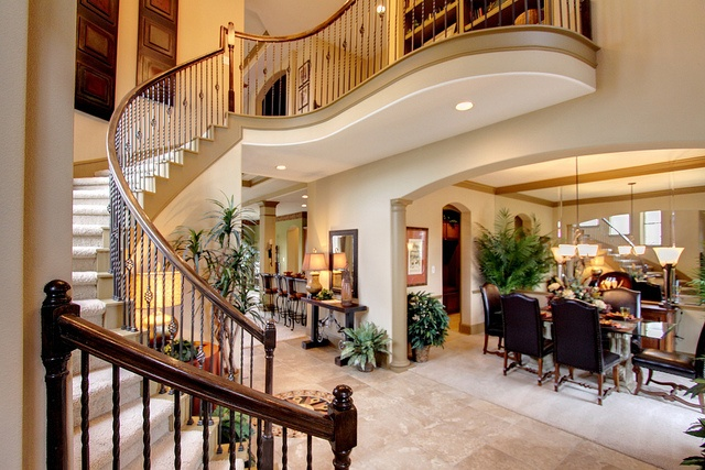 Model Home Foyer Pictures : Cape royal drive canyon lakes west versailles