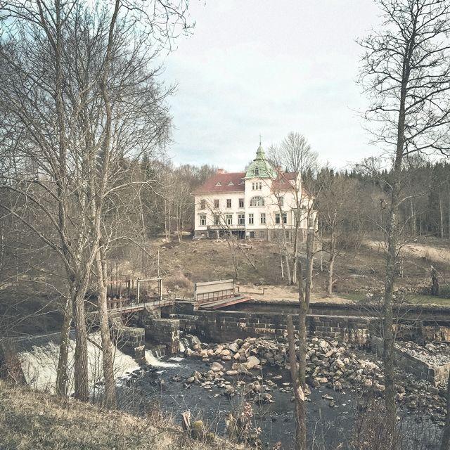Mokkasin: villa strömsfors.