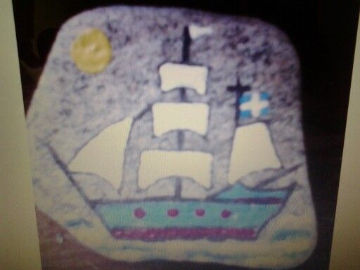 Rock painting2