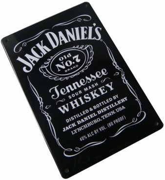 Jack Daniels Fridge Magnet