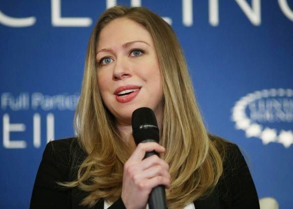 Chatter Busy: Chelsea Clinton Pregnant With First Child