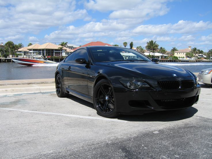 Blacked Out Bmw 6 Series My Cars Pinterest Bmw Cars