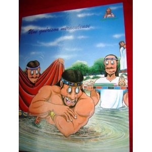 Une Guerison Miraculeuse / French Bible Storybook for Children / France (Words of Wisdom) 32 Pages (Words of Wisdom)  $9.99