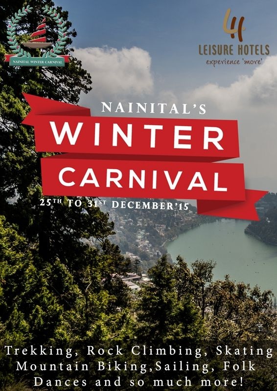 Winter Carnival at Nainital