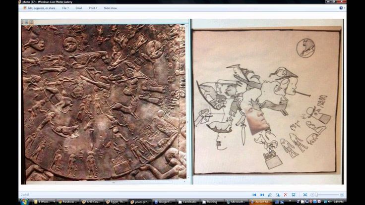 American Horror Story Coven Illuminati Freemason Symbolism.The Little Horn. - YouTube