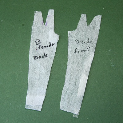 how to make duct tape shorts