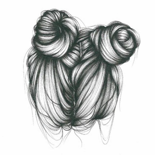 hair studies - nr 7