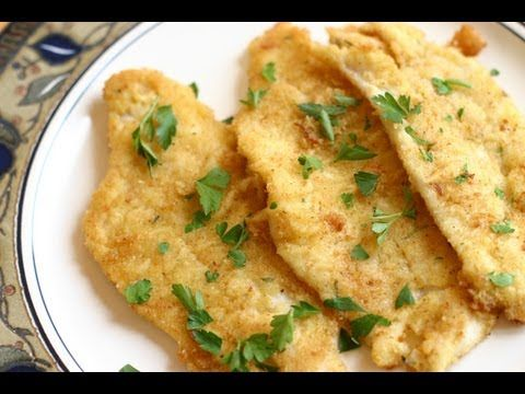 How To Cook Pan Fried Filet Of Sole Fish - Easy So Delicious