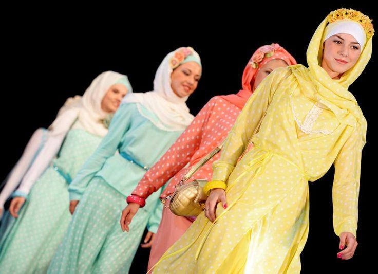 Исламская мода, фото