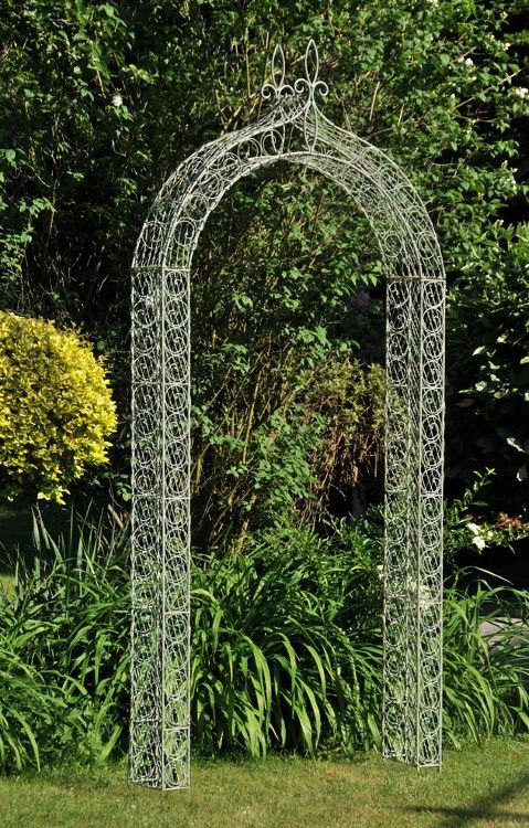 """Florence"" Rose arch - Wedding Gazebos & Arches - Wedding Fair - Lifestyle - Catalogue  