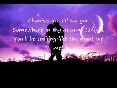 Chances Are - Bob Seger Martina McBride (Hope Floats Sound track)