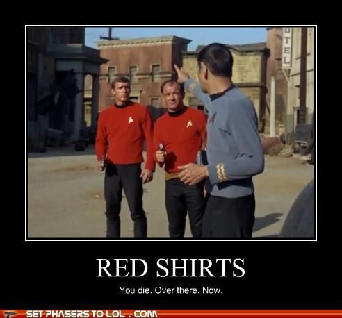 star trek humor | Star Trek | The Old Gray Cat
