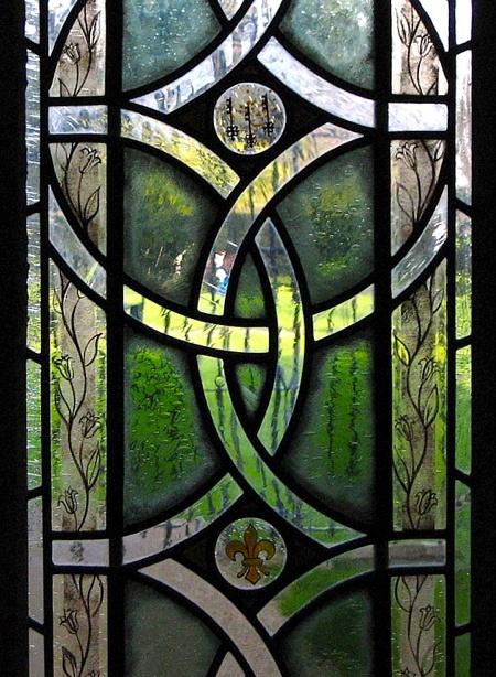 Celtic beautiful stained glass windows Photo | Scottish ...