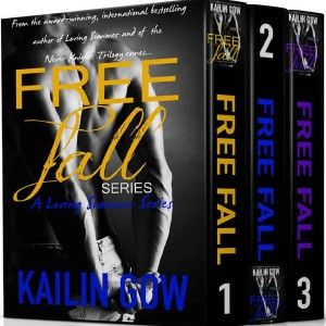 NOW AVAILABLE Book 3 in the Free Fall Donovan Brother's Series by Bestselling Author Kailin Gow Releasing November 10, 2015 Kailin Gow announced a surprise release! FREE FALL 3, the last book in th...