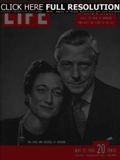 Life Magazine [United States] (22 May 1950)