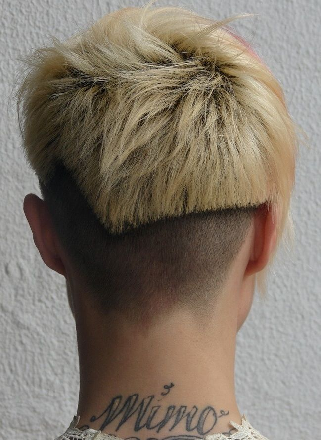 Short+Haircuts+for+Women+Back+View | The Back View of ...