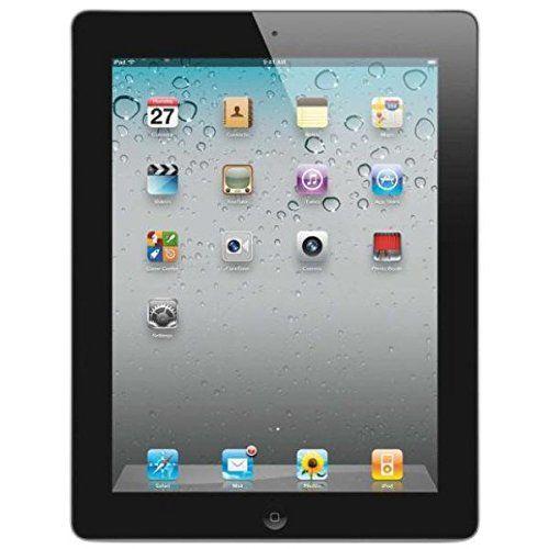 Apple Ipad 2 Mc769ll A Tablet 16gb Wifi Black 2nd